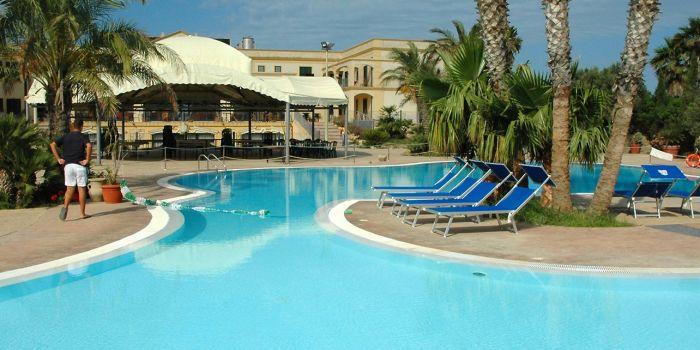 Hotel Delfino Beach**** Marsala  2019