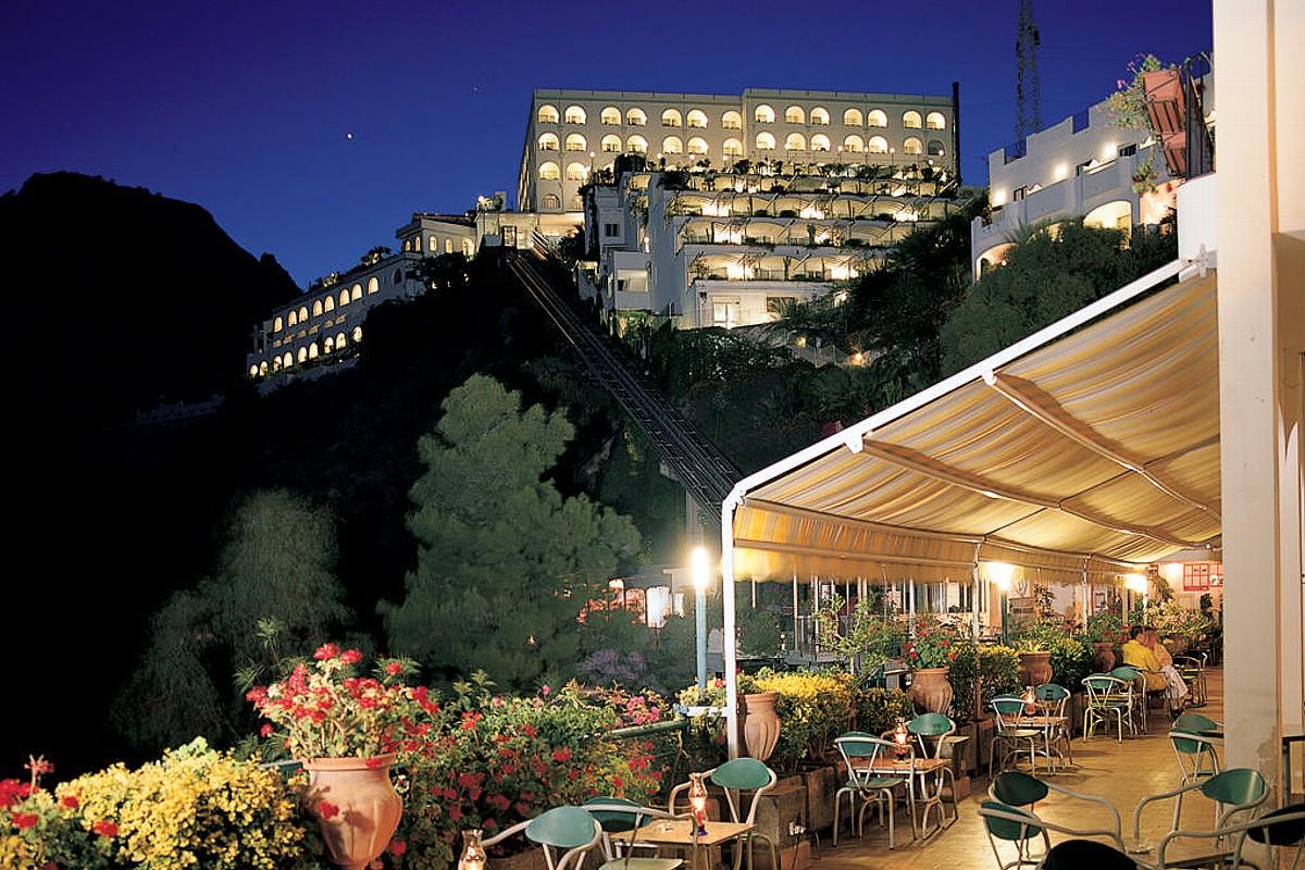 Hotel Olimpo Le Terrazze Letojanni Me Italien