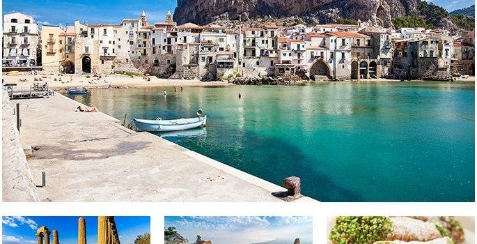 TOUR SICILIA MAGICA