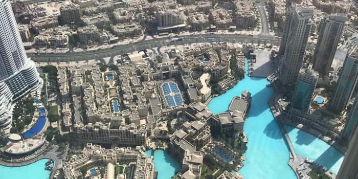 Cartoline da Dubai